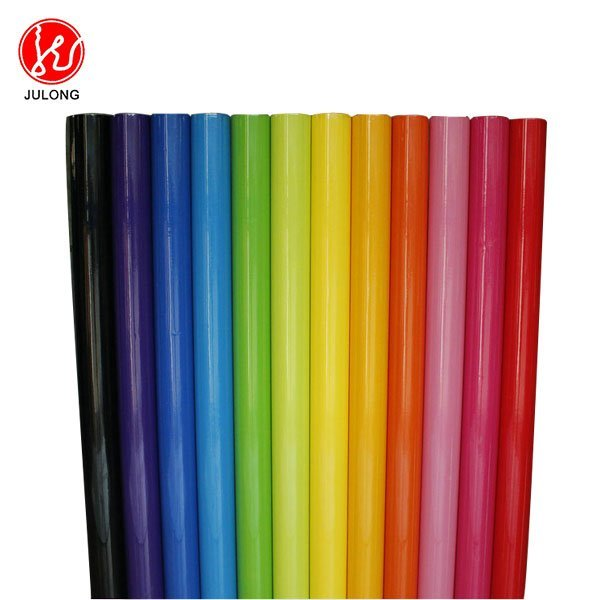 High Glossy Car Color Vinyl 1.52*30m