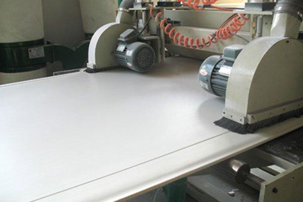 PVC foam board process pic.