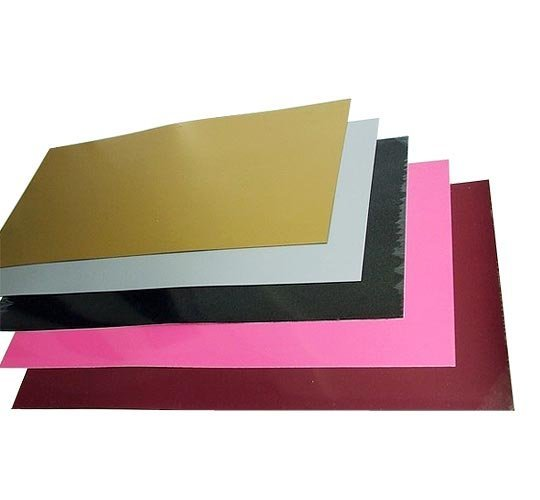 Advanced Double-Color Laser ABS Plastic Sheet