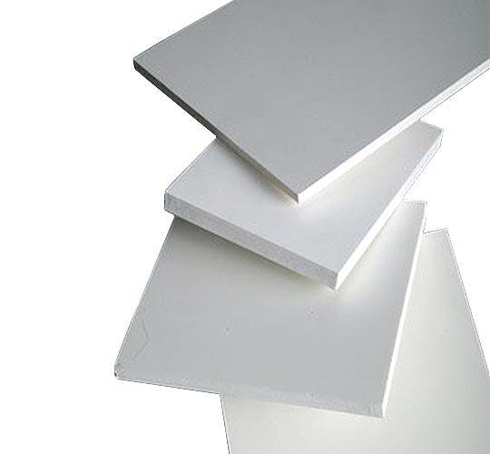 PVC Free Board White Color