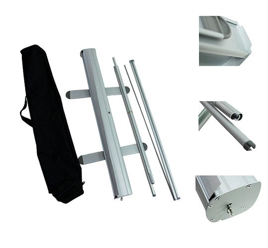 High Quality Aluminum Roll Up Stand