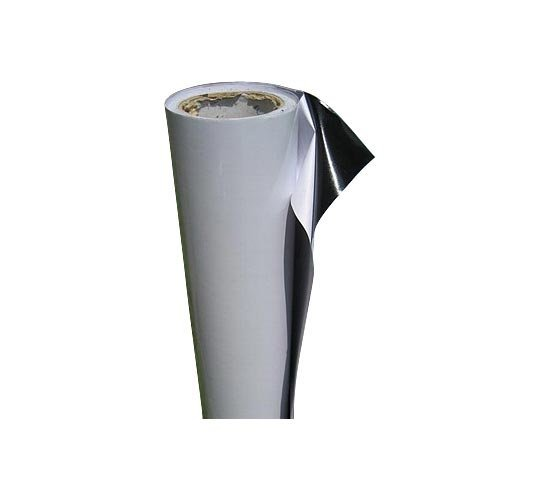 Self Adhesive Vinyl (Black Glue)