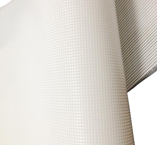 PVC Mesh Flex Banner (with Release)