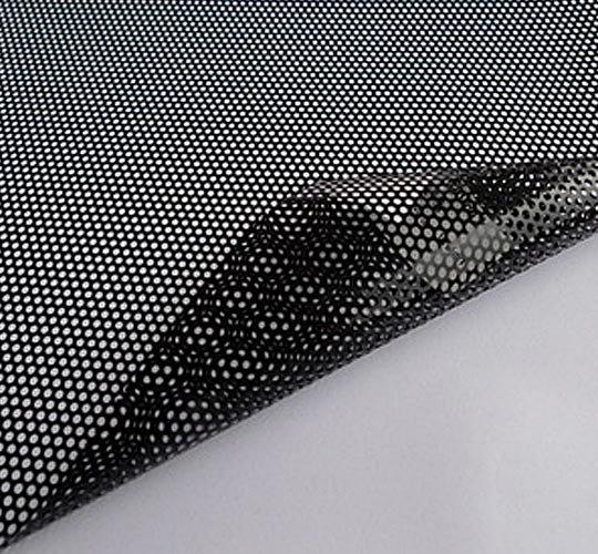 Black Face Printing Perforated Vinyl