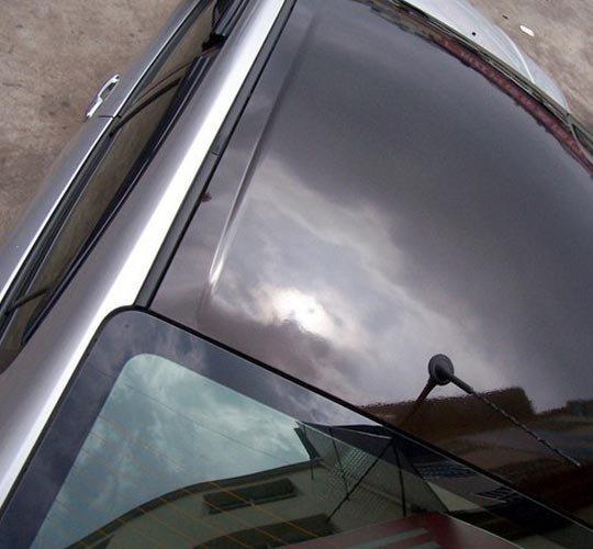 High Glossy Car Roof Vinyl