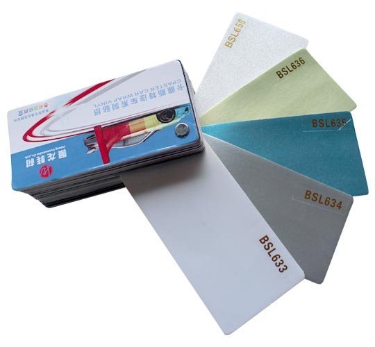 Chameleon Glint Chrome Car Wrap Sticker