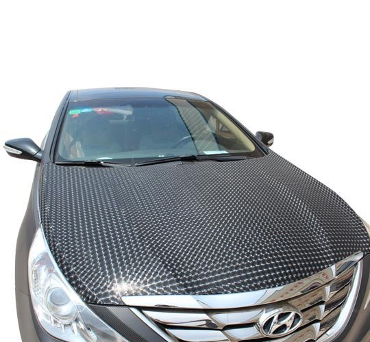 4D Cat Eye Car Wrap Vinyl
