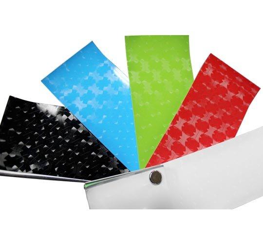 3D Texture Car Wrap Vinyl