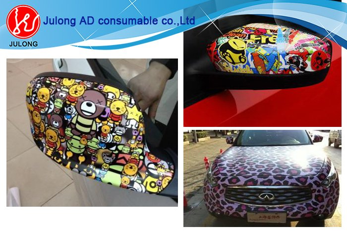 New design Bomb vinyl for cars 1.52*30m matte / glossy