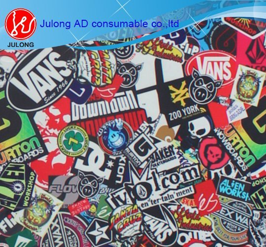 New Type Bomb sticker air bubble free 1.52*30m