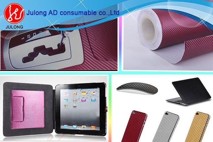 3D Carbon fiber vinyl air bubble free 1.52*30m
