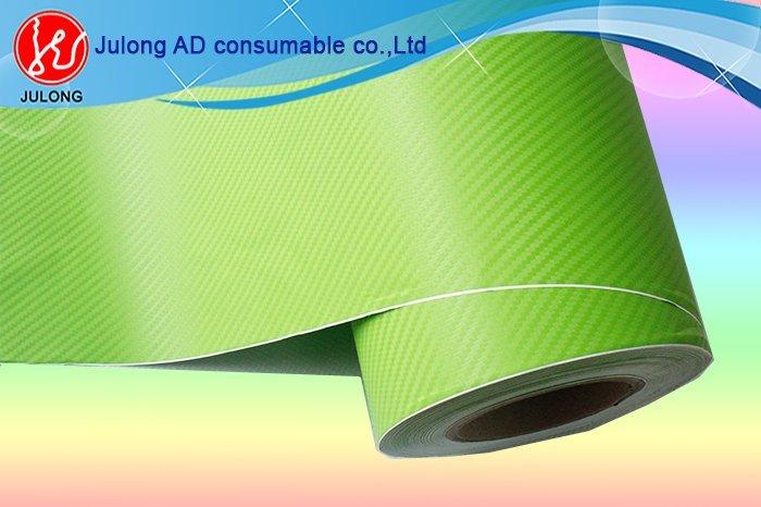 3D Carbon Fiber Vinyl Film