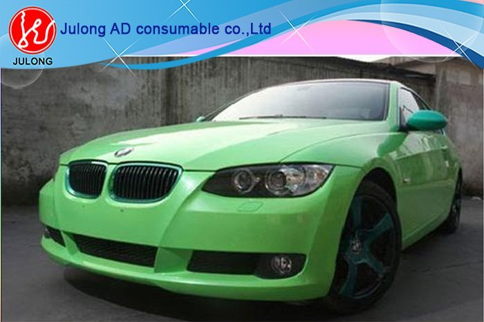 High glossy color vinyl 1.52*30m