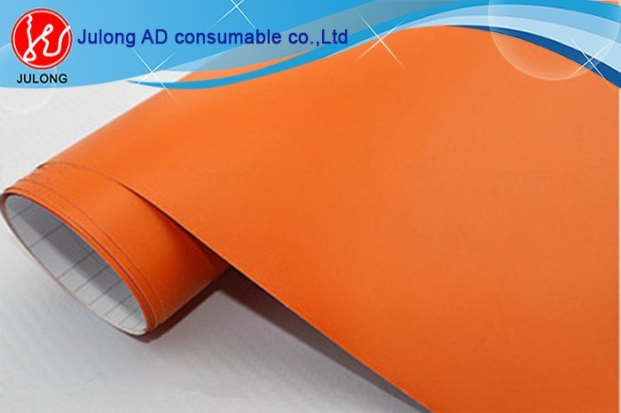 Matte Orange vinyl CW105 1.52*30m air bubble free