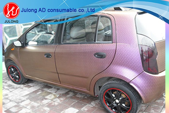 Chameleon Matrix Car Wrap Vinyl