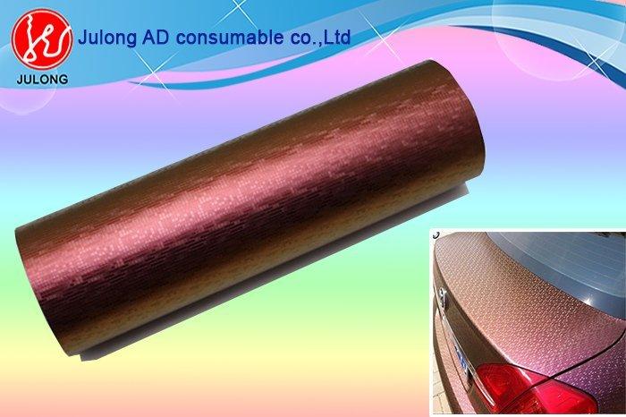 Chameleon Matrix Car Wrap Vinyl with air Channel 1.52*30m