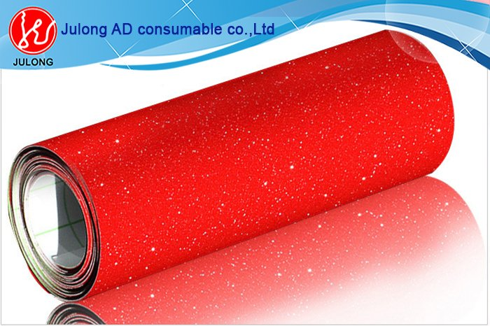 Red Diamond glitter car wrap vinyl air bubble free 1.52*30m