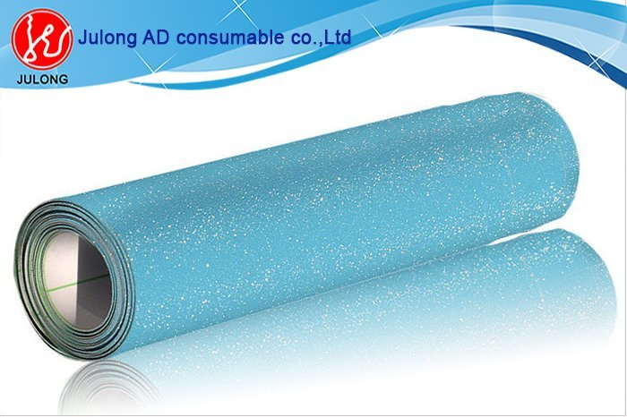 Blue Diamond glitter car wrap vinyl air bubble free 1.52*30m