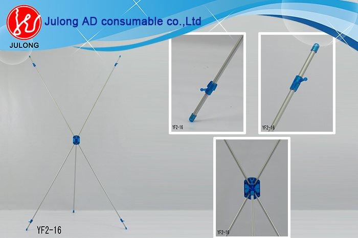 Adjustable Aluminum Adjustable Banner Stand
