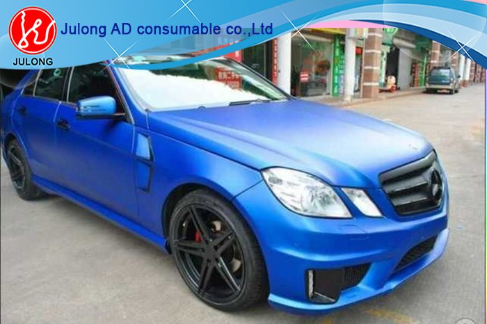 Imported Chrome matte vinyl 1.52*20m