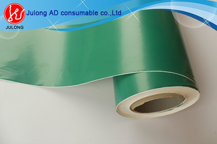 Cpaster color vinyl film120g glossy and matte face