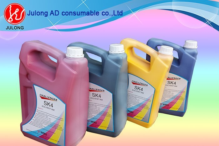 Infinity Challenger SK4 Solvent Printing Ink for 35PL