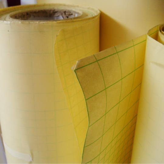 Cold Lamination Film Matte (yellow)