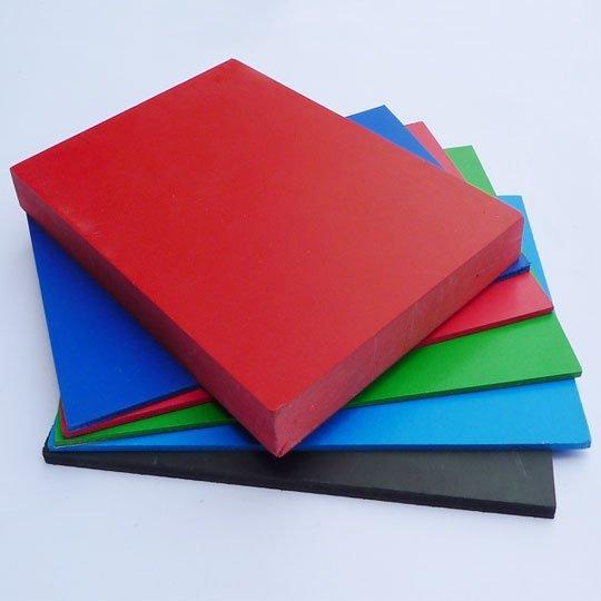 Black Color PVC Foam Board