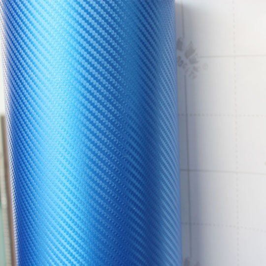 Carbon Fiber Film 3D Carbon Fiber Vinyl Film (With Bubble Free)
