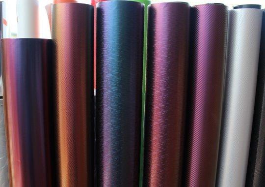 Chameleon carbon fiber film/chameleon car color change vinyl