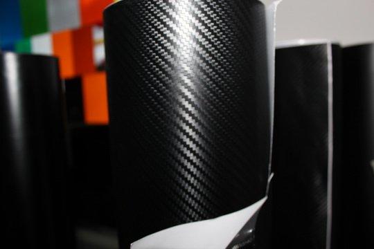 Catpiano 3D carbon fiber vinyl with air bubble free