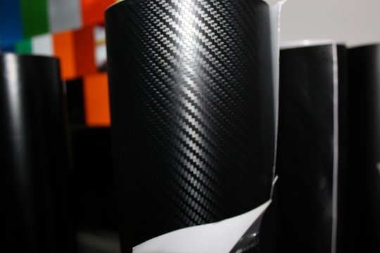 Catpiano 3D carbon fiber vinyl with air bubble free