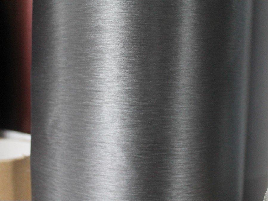 Brushed Aluminium Film