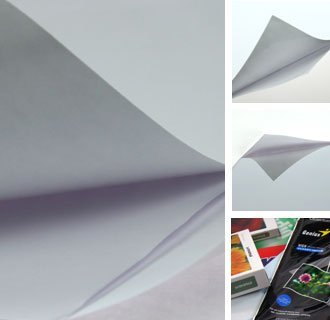 220g Eco Solvent PVC Film Inkjet Media